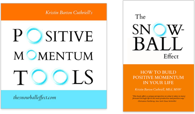 Sign Up For Free Positive Momentum Tools and a Section of The Book