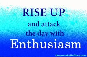 enthusiiasm