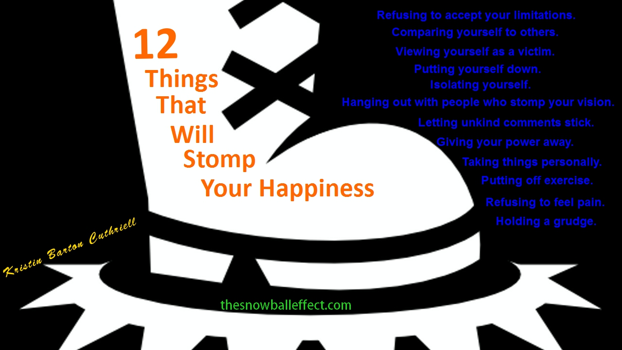 stomp happiness