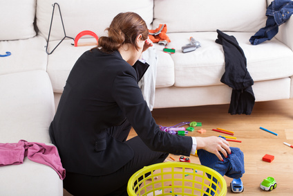 huffington post stay at home mom article